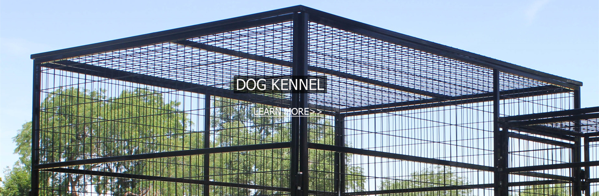 Dog Kennels, Dog Cages - HUXING WIRE MESH